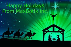 MaxBotix Inc. Christmas