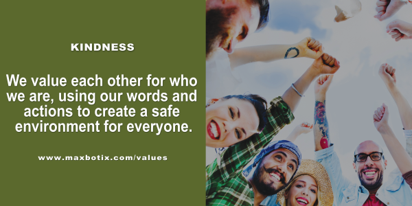 Value Statement: Kindness