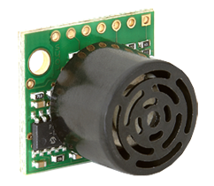 Our ProxSonar sensor, perfect for parking garage applications.