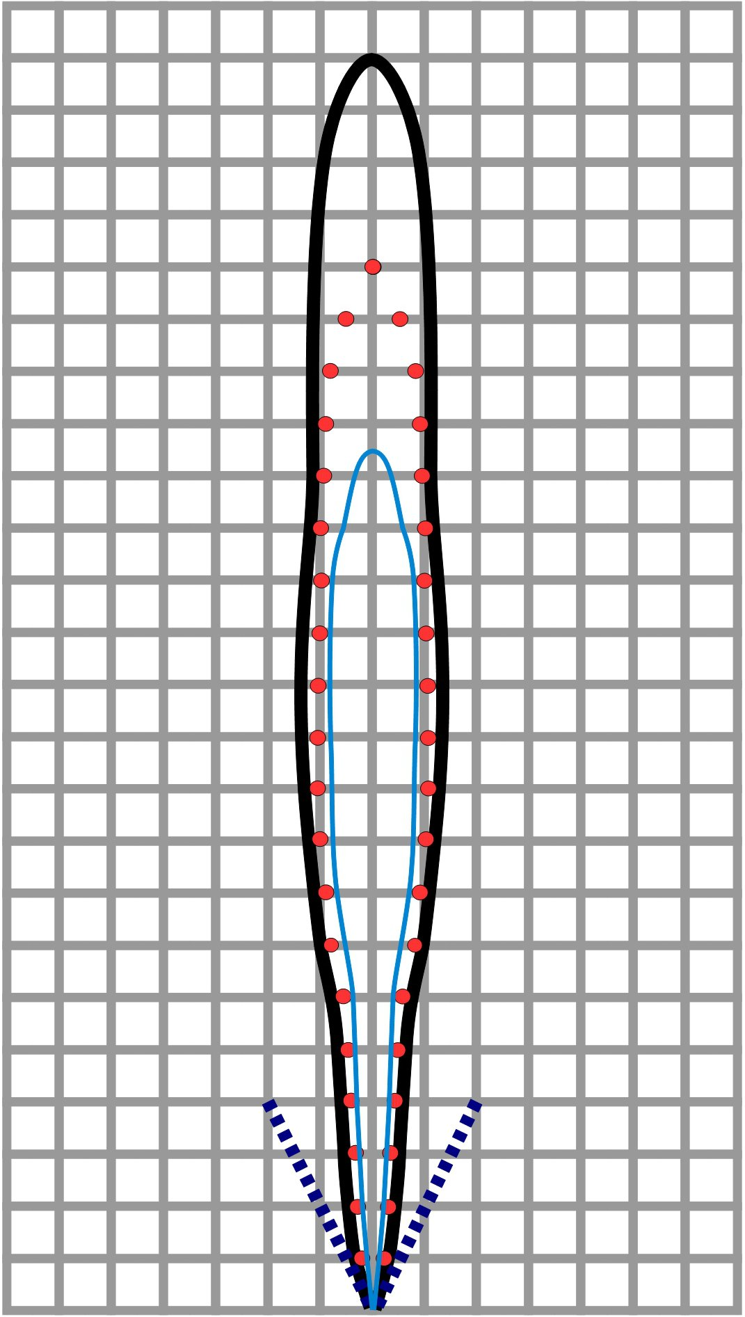 MB7383 Beam Pattern