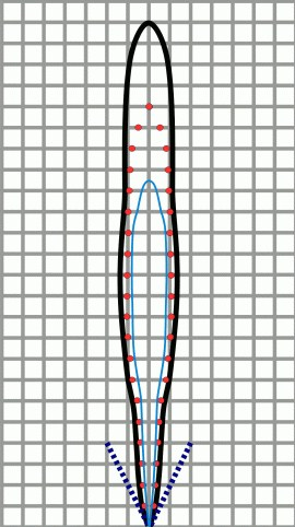 MB7363 Beam Pattern