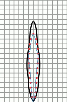 MB7554 Beam Pattern