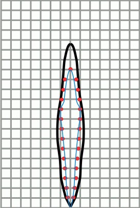MB7574 Beam Pattern