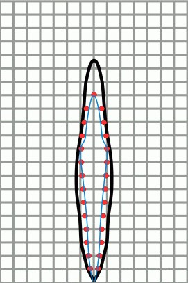 MB7584 Beam Pattern