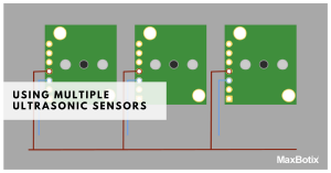 Using Multiple Ultrasonic Sensors