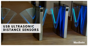 USB Ultrasonic Distance Sensors
