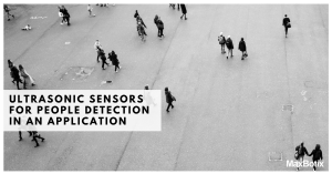 Ultrasonic Sensors for People Detection in an Application