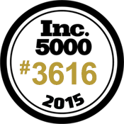 MaxBotix Inc., Ranks No. 3616 on the 2015 Inc. 5000