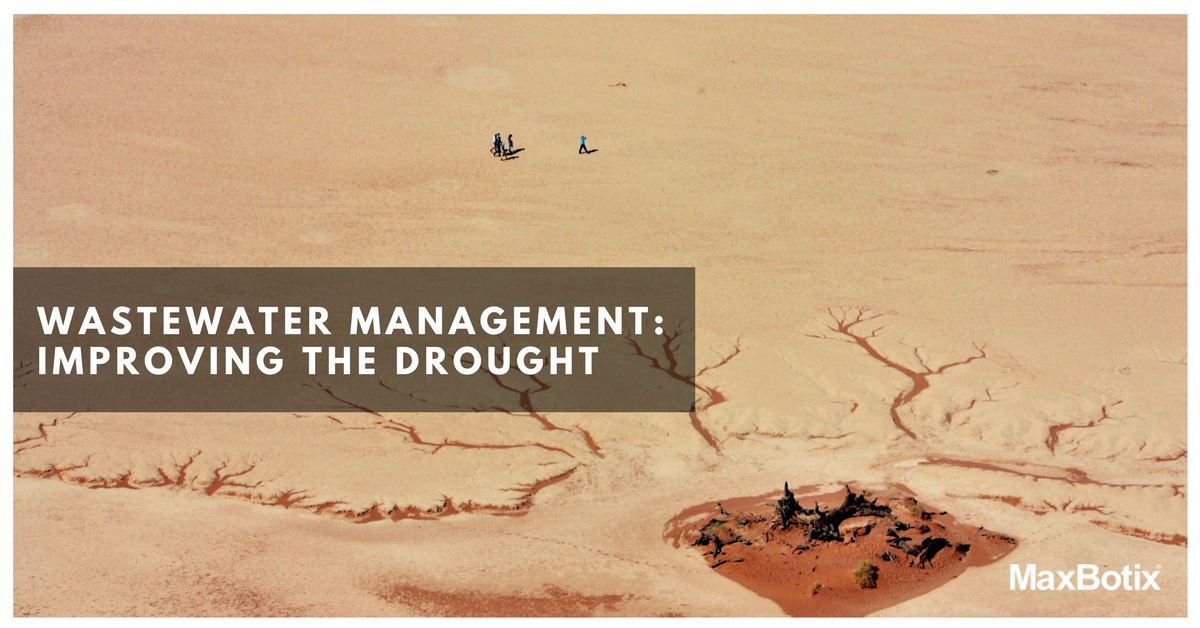 Wastewater Management, Improving the Drought