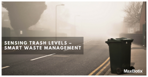 Sensing Trash Levels – Smart Waste Management