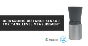 ultrasonic distance sensor for tank level measurement