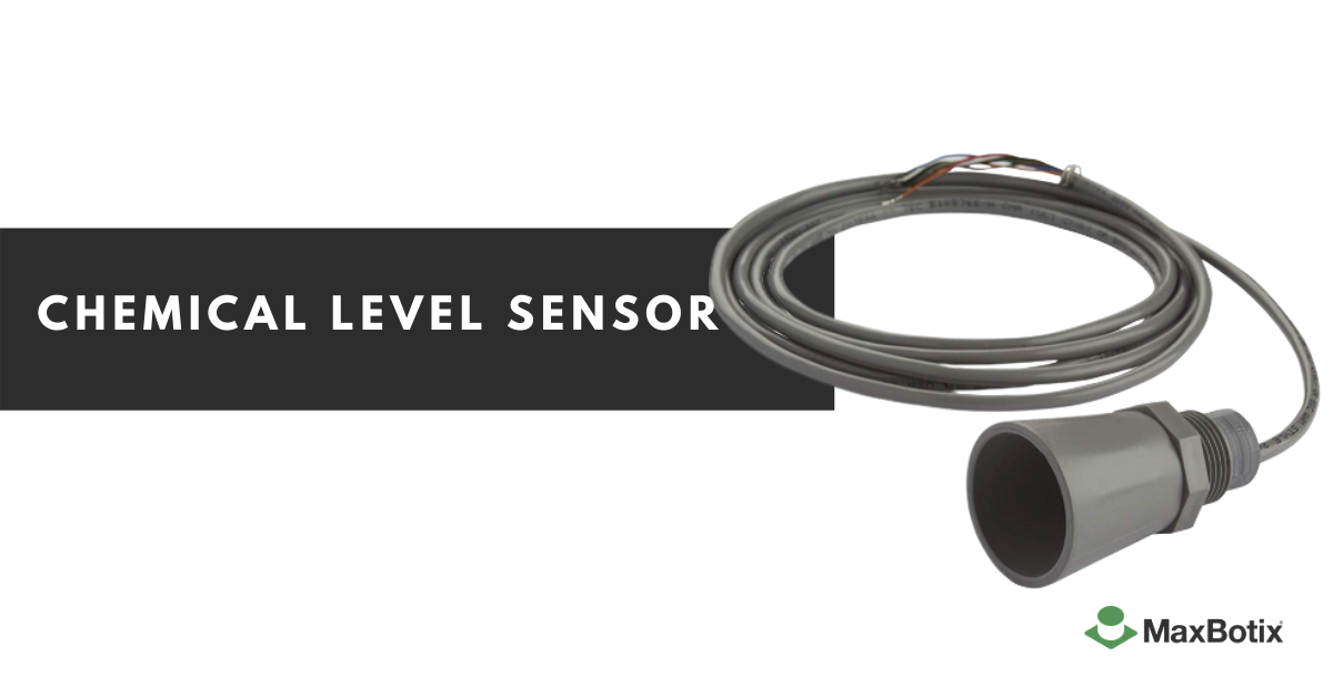 chemical level sensor