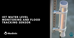 iot water level monitoring and flood