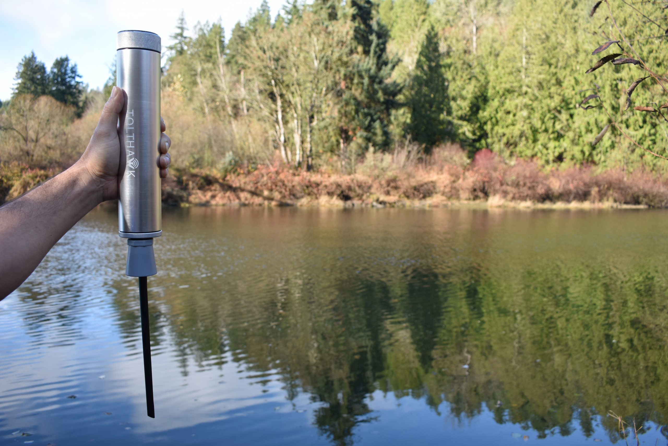 iot water level monitoring and flood tracking sensor